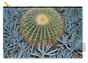 Round Cactus Carry-all Pouch