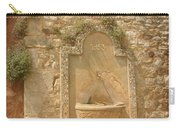 Roussillon Fountain Carry-all Pouch