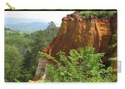 Roussillon's Ochre Hills Carry-all Pouch