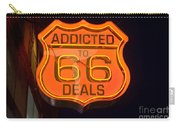 Route 66 Addicted Carry-all Pouch