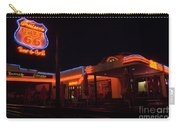 Route 66 At Night Carry-all Pouch