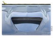 Route 66 Blue Hood Scoop Carry-all Pouch