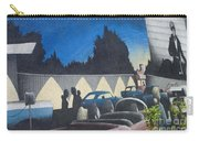Route 66 Brandon Mural Carry-all Pouch