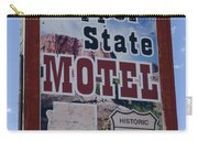 Route 66 Copper State Motel Carry-all Pouch