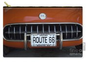 Route 66 Corvette Grill Carry-all Pouch