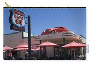 Route 66 Cruisers Williams Arizona Carry-all Pouch
