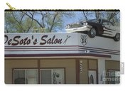 Route 66 Desotos Salon Carry-all Pouch