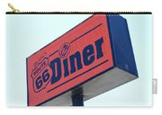 Route 66 Diner Sign Carry-all Pouch