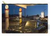 Route 66 Garage Scene Carry-all Pouch