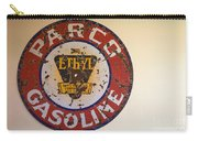 Route 66 Gasoline Sign Carry-all Pouch