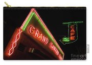 Route 66 Grand Canyon Neon Carry-all Pouch