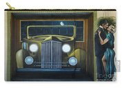 Route 66 Motel Mural Carry-all Pouch