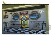 Route 66 Mural Seligman Carry-all Pouch