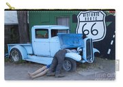 Route 66 Repair Shop Carry-all Pouch