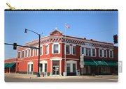 Route 66 - Sayre Oklahoma Carry-all Pouch