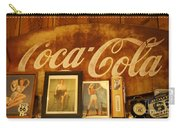 Route 66 Vintage Signage Carry-all Pouch