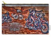 Route 66 Wall Art-3 Carry-all Pouch