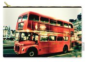 Routemaster Retro Pop Art  Carry-all Pouch