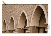 Row Of Arches Carry-all Pouch