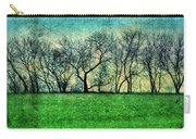 Row Of Trees Carry-all Pouch