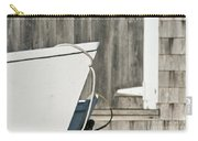 Rowboat And Boathouse Carry-all Pouch