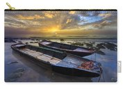 Rowboats At Dawn Carry-all Pouch