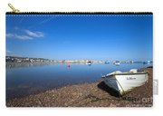 Rowing Boat At Shaldon Carry-all Pouch