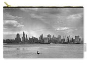 Rowing To Manhattan Carry-all Pouch