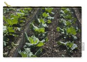 Rows Of Cabbage Carry-all Pouch