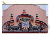 Royal Hawaiian Hotel Entry Facade Carry-all Pouch