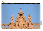 Royal Palace In Madrid Architectural Details Carry-all Pouch