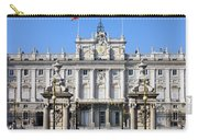 Royal Palace In Madrid Carry-all Pouch