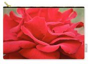 Royal Red Rose Carry-all Pouch