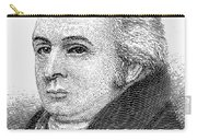 Royall Tyler (1757-1826) Carry-all Pouch