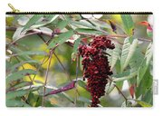 Ruby Sumac Carry-all Pouch