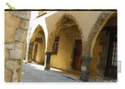 Rue Des Templiers Carry-all Pouch by Lainie Wrightson