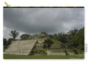 Ruins At Altun Ha Belize Carry-all Pouch