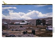 Ruins Of Bodie Carry-all Pouch