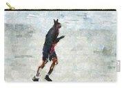 Run Rabbit Run Carry-all Pouch