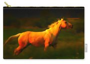 Running Palomino Carry-all Pouch
