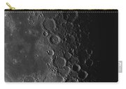 Rupes Recta Ridge And Craters Pitatus Carry-all Pouch