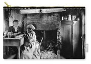 Rural Couple Eating, C1899 Carry-all Pouch