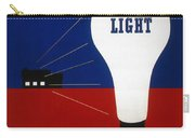 Rural Electrification 1937 Carry-all Pouch