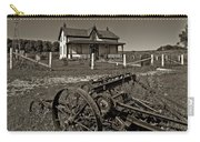 Rural Ontario Sepia Carry-all Pouch