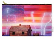 Rural Rustic America Storm Carry-all Pouch