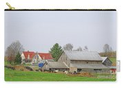 Rural Vermont Farm Scene Carry-all Pouch