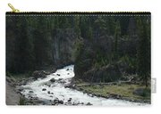 Rushing Thru The Mountains Carry-all Pouch