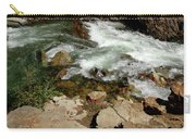Rushing Water Glen Alpine Creek  Carry-all Pouch