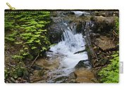 Rushing Water On Mt Spokane Carry-all Pouch