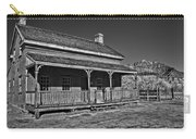 Russell Home - Bw Carry-all Pouch